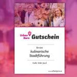 Geschenkgutschein: Kulinarische Stadttouren