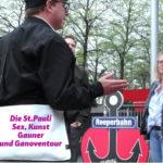 Die St.Pauli Sex, Kunst Gauner und Ganoventour