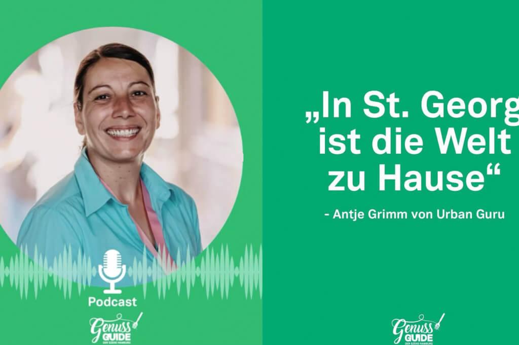 Kulinarische Stadtführungen Hamburg Antje Grimm: In St. Georg ist die Welt zu Hause