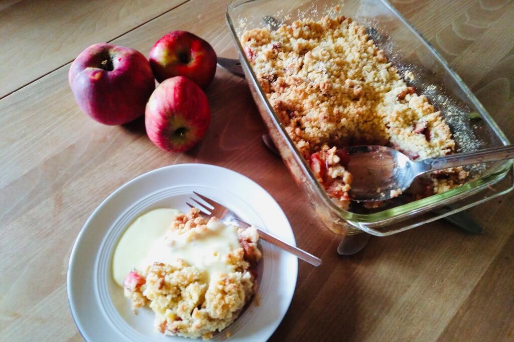 Kulinarische Stadtführungen Hamburg Herbstzeit ist Apfelzeit